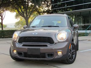2012 Mini Cooper Countryman S 4dr Crossover LOW MILES 90k for Sale in Grand Prairie, TX