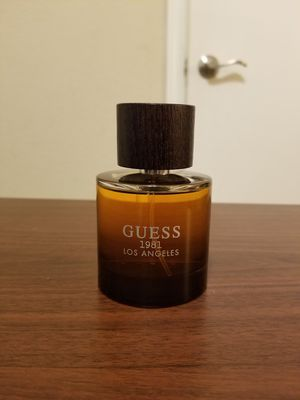 Men's Fragrance/Cologne Guess 1981 Los Angels 3.4 for Sale in San Diego, CA