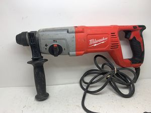 Milwaukee SDS Plus Rotary Hammer 89726/11 for Sale in Federal Way, WA