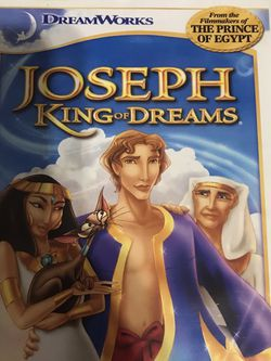 Joseph King Of Dreams Dvd Movie for Sale in Elma,  WA