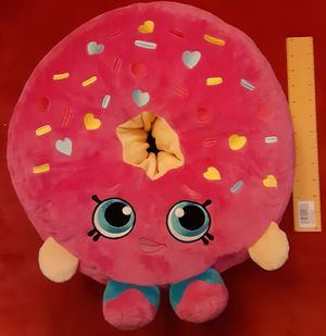 Shopkins large Size plush Donut Toy $ 19 for Sale in Lawndale, CA