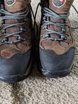 Women's Steel Toe Boots Size 10 for Sale in Portland,  OR