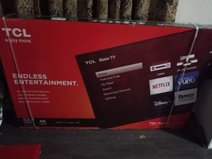 Brand New TCL 55 inch for Sale in Arlington, TX