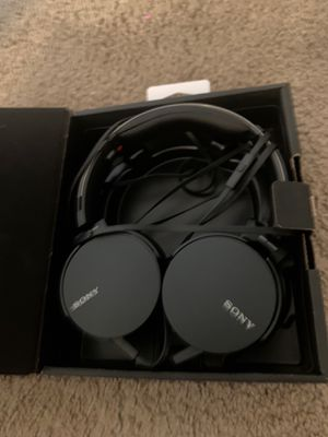 Sony MDR b550. New headphones for Sale in Orlando, FL