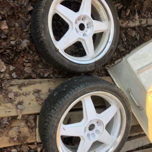 Wheels (tire and rim) for Sale in Wake Forest, NC