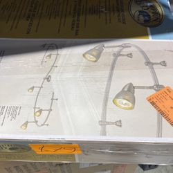 Flexible Line Voltage Track Lighting Kit for Sale in Los Angeles,  CA