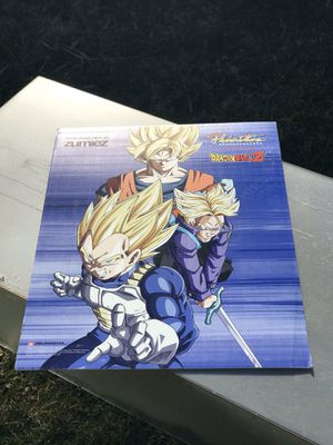 Dragon ball Z poster for Sale in Louisville, KY