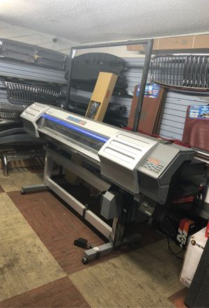 Signing machine/graphic design/ tint/vinyl. for Sale in Denver, CO