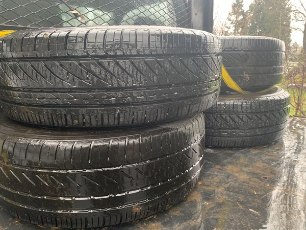 Toyota studded tires