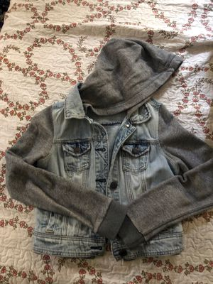 American eagle jean jacket for Sale in Montebello, CA