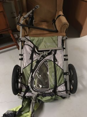 Used, InStep bike trailer for Sale for sale  Acworth, GA