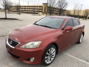 2006 Lexus IS250 AWD for Sale in Columbus, OH