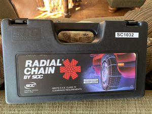 TIRE CHAIN for Sale in Daly City, CA