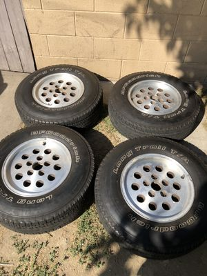 "Jeep 15"" wheels for Sale in Santa Ana, CA"