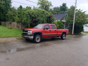 02 chevy duramax turbo diesel 6.6L for Sale in Evansville, IN