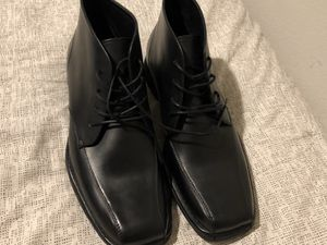New. Men's size 9 Unlisted by Kenneth Cole boots. for Sale in Dallas, TX
