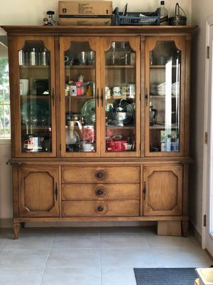 Antique china cabinet for Sale in San Diego, CA
