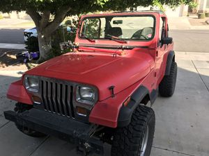 Jeep Wrangler YJ - 1989 for Sale in Mesa, AZ