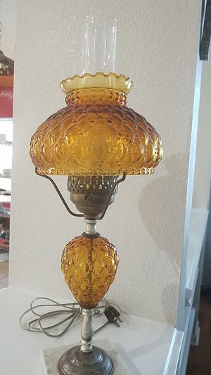 Antique lamp. for Sale in Georgetown, TX