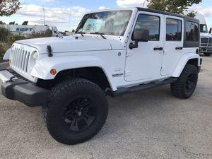 2011 Jeep Wrangler. for Sale in Bolingbrook, IL