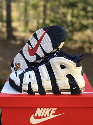 Air More Uptempo Olympic size 8.5 for Sale in Alexandria, VA