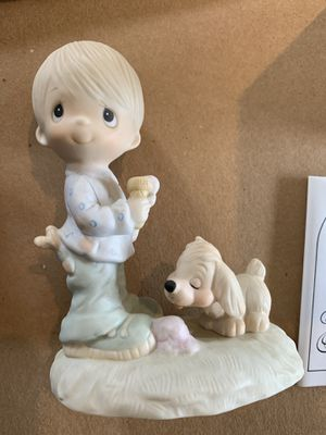 8 Precious Moments $15 each or $80 for all for Sale in Leavenworth, WA