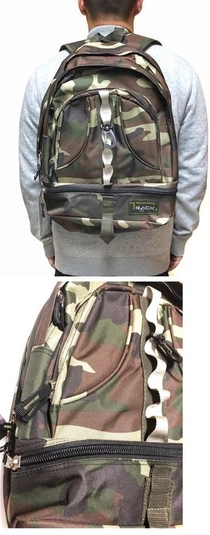Brand NEW! Large Camouflage Backpack For School/Traveling/Everyday Use/Work/Gym/Gifts $18 for Sale in Carson, CA