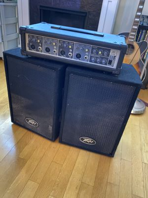 Peavey PVi10 2 way speaker system for Sale in New York, NY