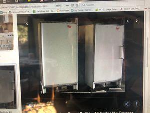 Sub zero refrigerator and freezer free for Sale in Rancho Santa Fe, CA