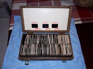 Barnett & jaffe kodak slide case for Sale in Melrose Park, IL
