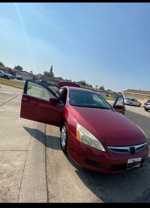 2007 Honda Accord SE for Sale in Stockton, CA