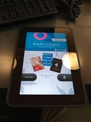 "Kindle Fire HD ! 7"" 16 GB Works Perfectly. (Amazon) for Sale in St. Louis, MO"