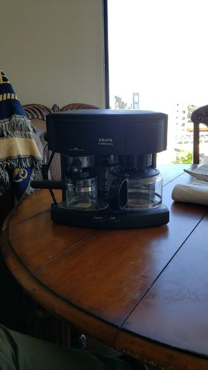 Krups Coffee and Espresso Maker for Sale in San Diego, CA