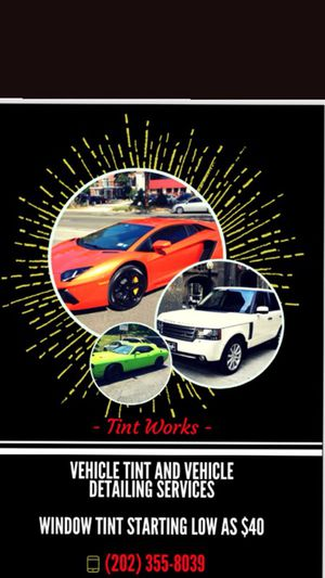 Window tinting for Sale in Gambrills, MD