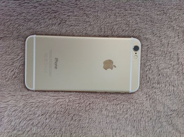 iPhone 6 Gold 32gb FOR PARTS