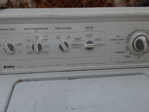 Kenmore washer gas dryer set for Sale in Stockton, CA