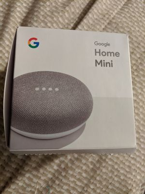 Google home mini for Sale in Los Angeles, CA