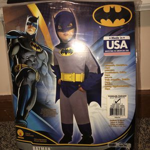 Batman Halloween Costume for Sale in Clinton Township, MI