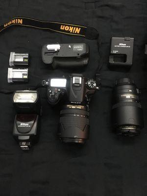 Kit Nikon D7100 for Sale in Union Park, FL