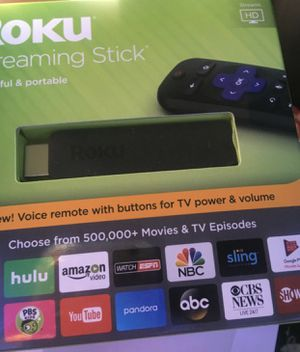 Roku streaming stick for Sale in Moreno Valley, CA