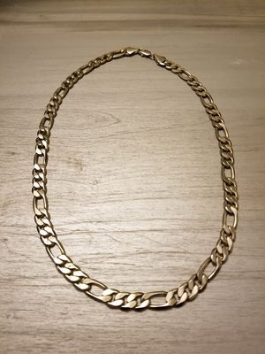 24 inch 14K multi gold plated chain, new without tags for Sale in Washington Township, NJ
