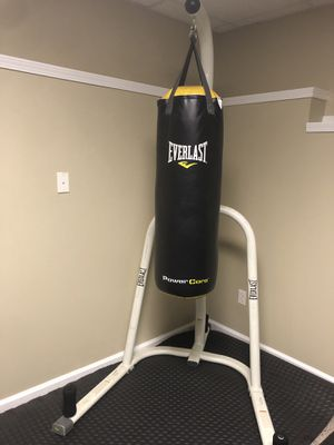 Punching Bag with Stand for Sale in Dallas, GA