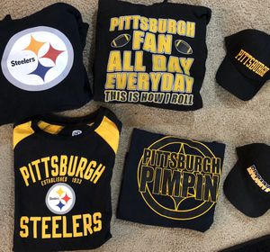 Pittsburgh Steeler Clothes for Sale in Laurel, MD