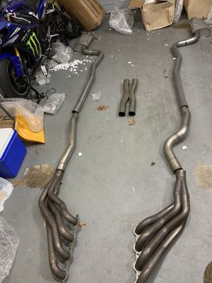 2009-2014 Cadillac CTSV Sedan ( Stainless Works Headers and Catback Exhaust ) for Sale in Camp Springs, MD