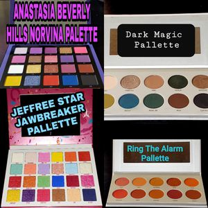 4 BRAND NEW AUTHENTIC EYESHADOW PALETTES for Sale in Buena Park, CA