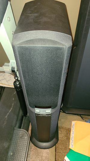 2 Sony speakers built in amps for Sale in Elizabethtown, PA
