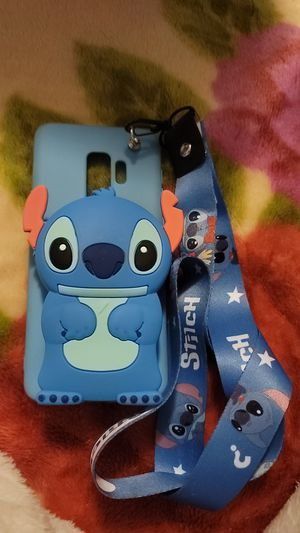 Stitch phone case samsung s9 plus for Sale in Weslaco, TX