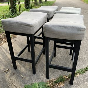 Check out this Bar Height stools!! for Sale in Fairfax Station, VA