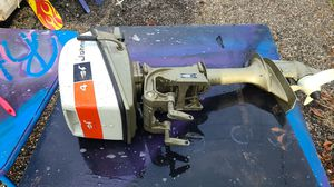 JOHNSON OUTBOARD MOTOR for Sale in Twinsburg, OH