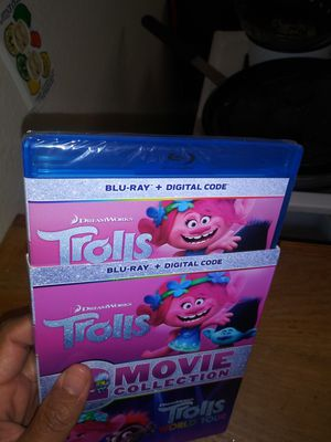 Trolls world tour digital code only factory sealed will open infront of you to hand you codes for Sale in San Diego, CA